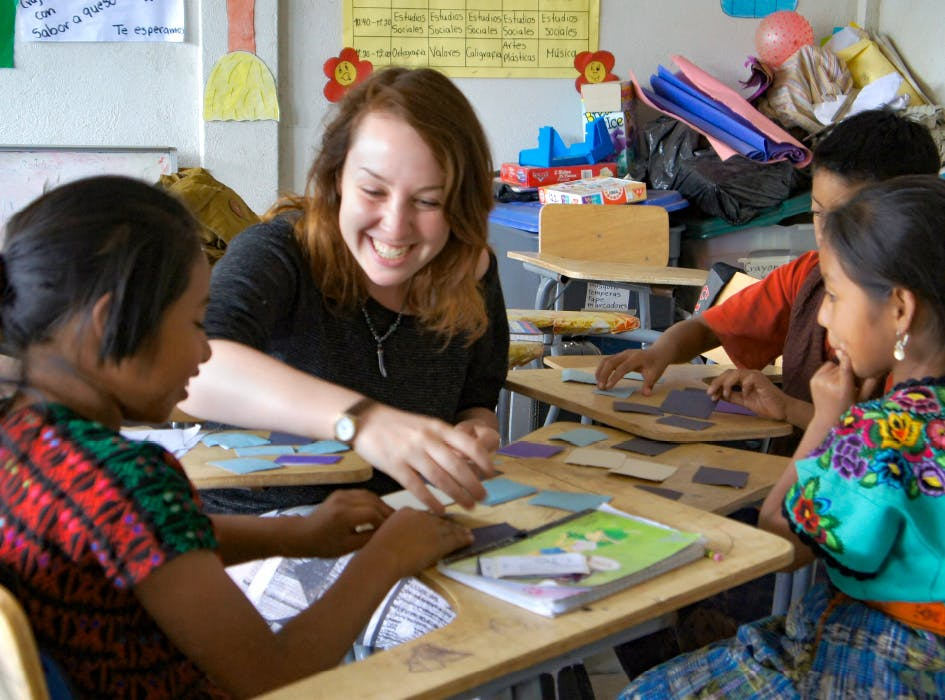 Teaching English Volunteer Program in Guatemala - Antigua