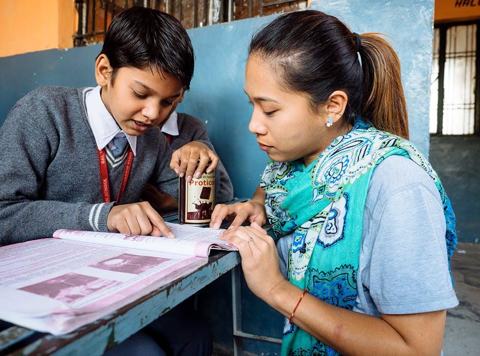 Teaching English Volunteer Program in India - Delhi