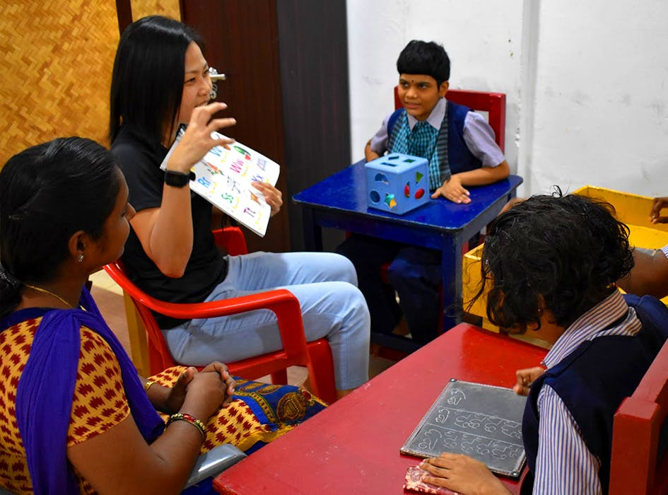 Special Needs Care Volunteer Program in India - Kerala