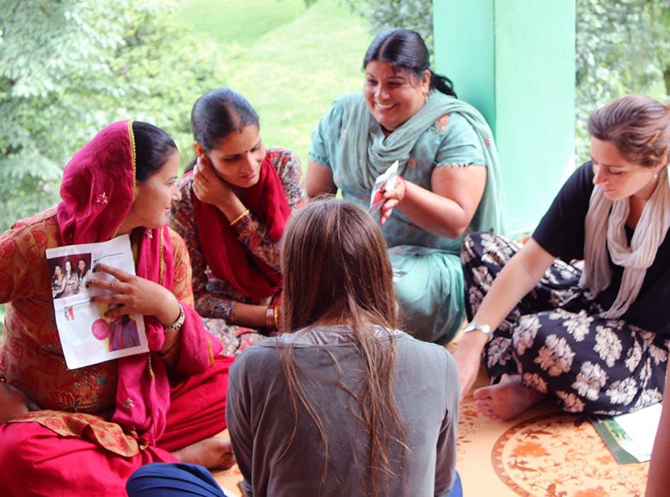 Women's Empowerment Volunteer Project in India - Kerala