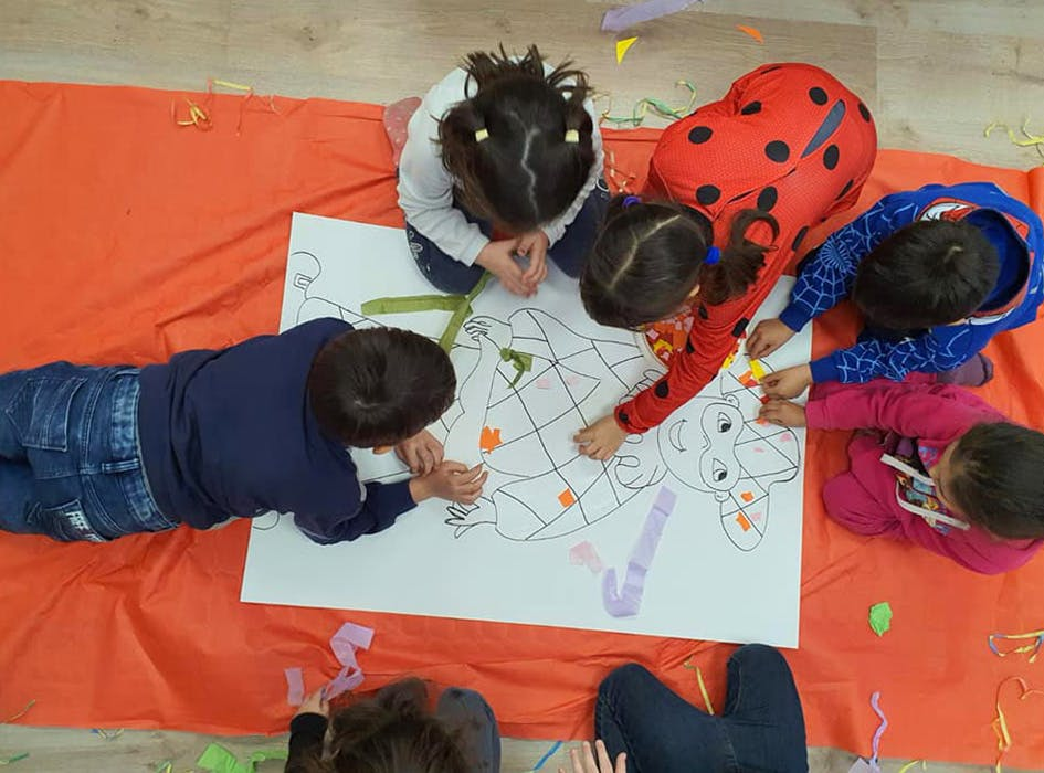 After-School Care Volunteer Project in Italy - Naples