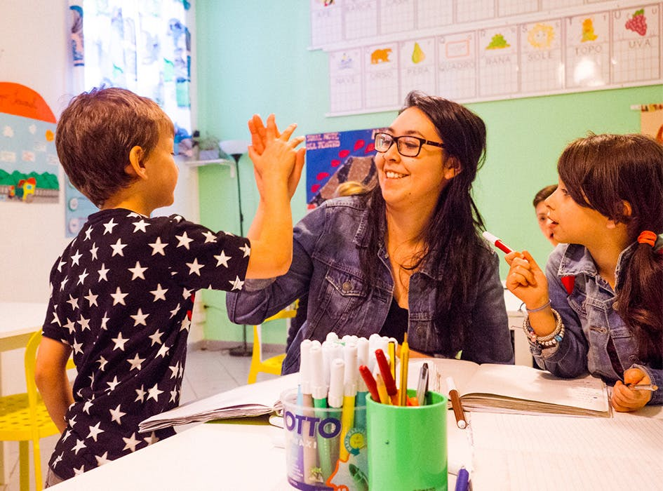 Teaching English Volunteer Program in Italy - Naples
