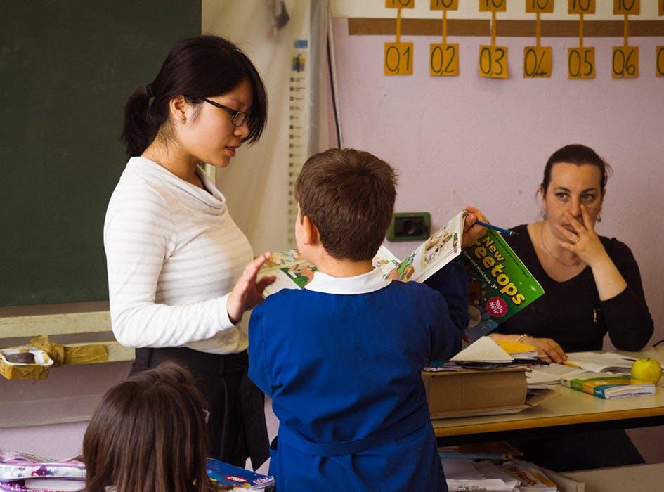 Teaching English Volunteering in Rome - Italy