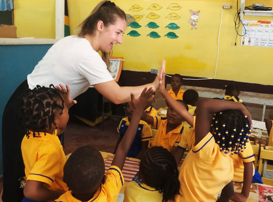 Special Education Volunteering in Jamaica - St Mary