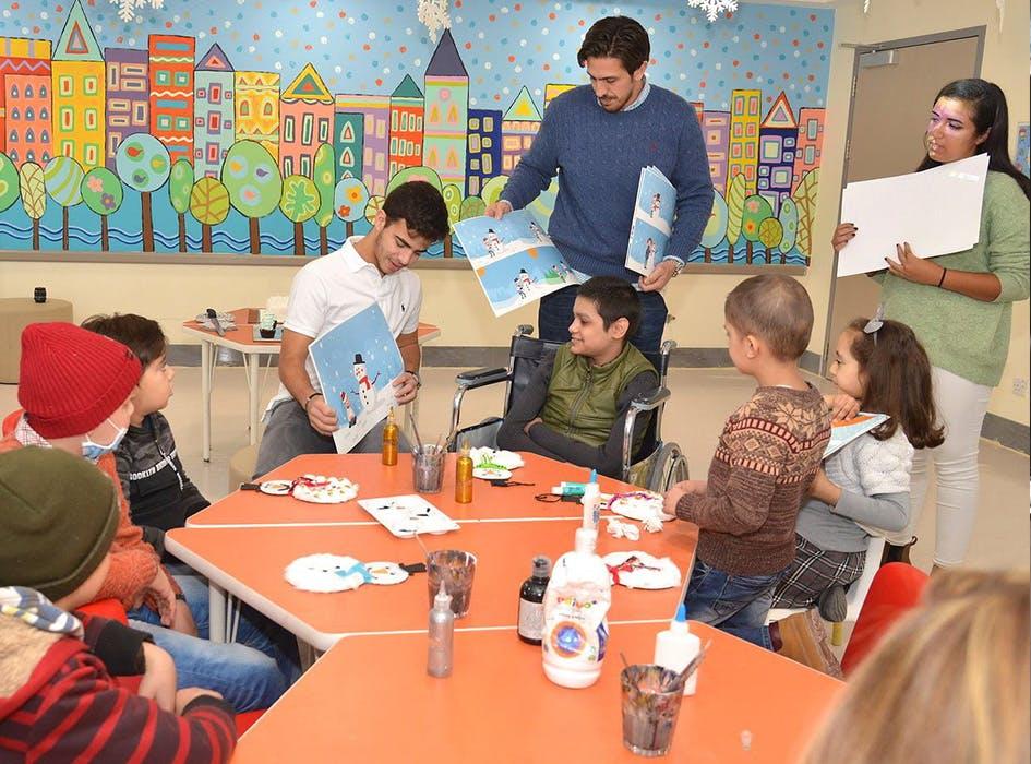 Special Needs Support Volunteer Project in Jordan - Amman