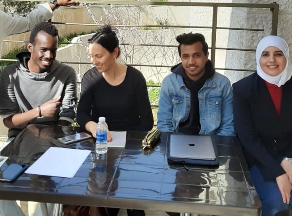Youth Support Volunteer Program in Jordan - Amman