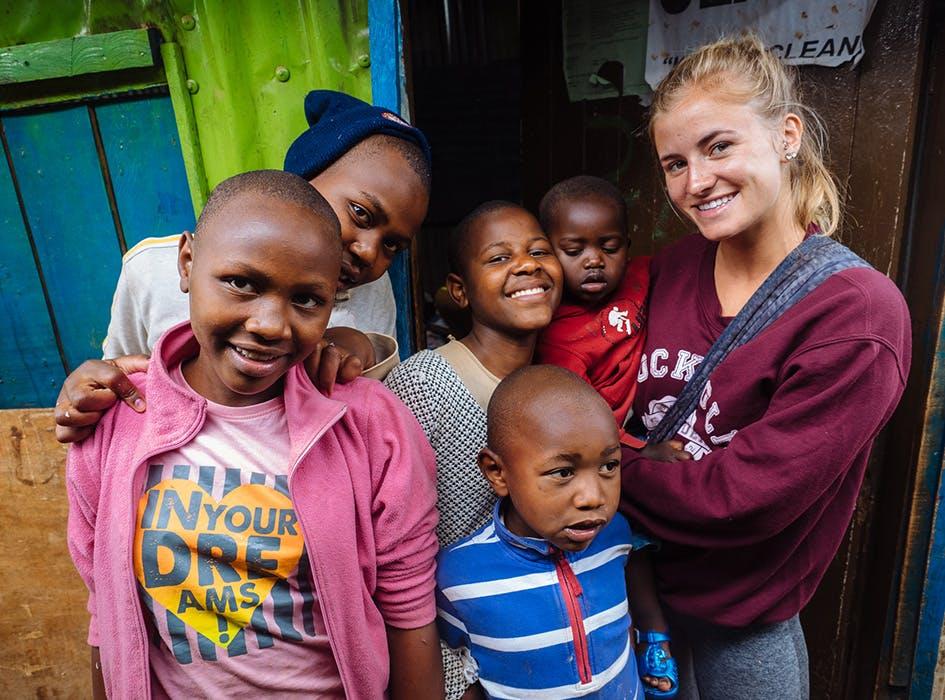 Kindergarten Volunteer Project in Kenya - Nairobi
