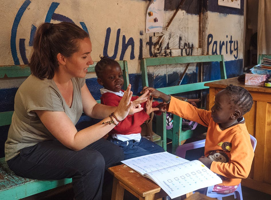Special Needs Care Volunteer Program in Kenya - Nairobi