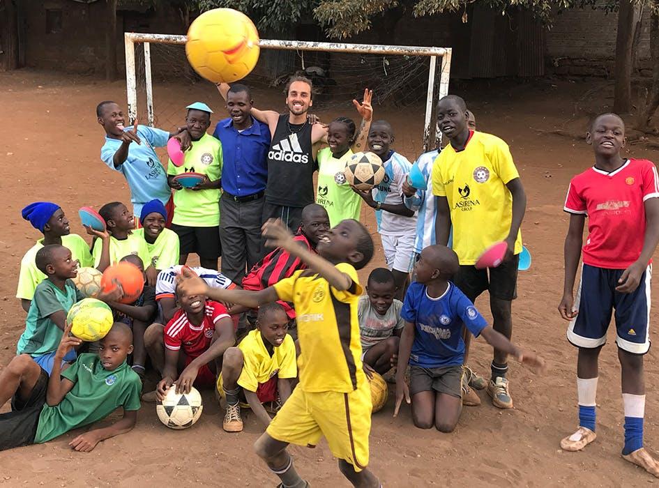 Youth Sports Education Volunteer Program in Kenya - Nairobi