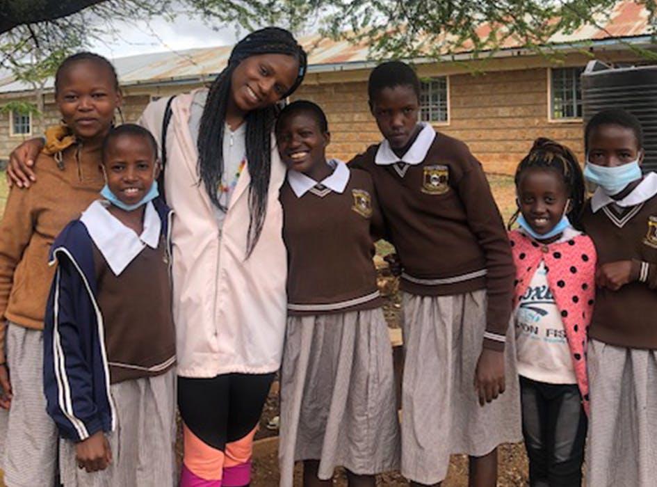 Maasai Teaching Volunteer Program in Kenya