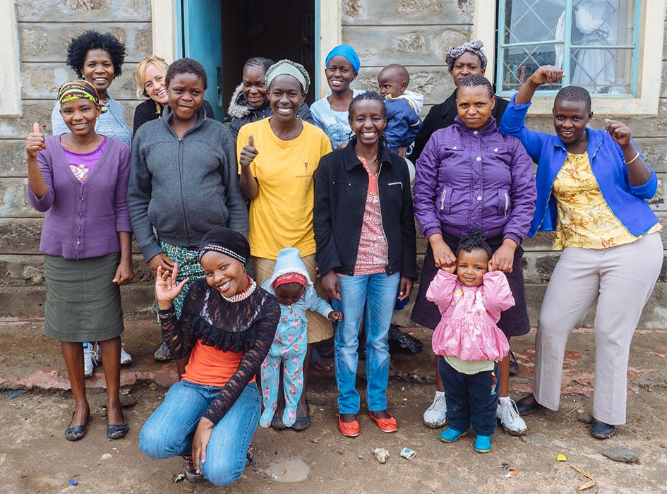 Women's Education Volunteer Program in Kenya - Nairobi