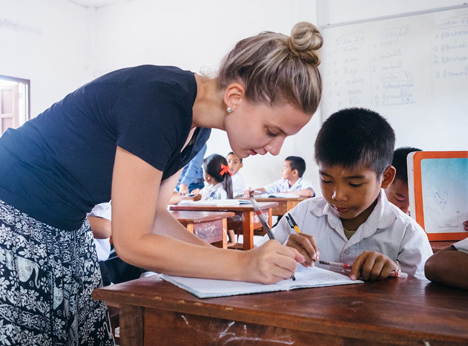 Teaching English Volunteer Program in Laos - Honkau
