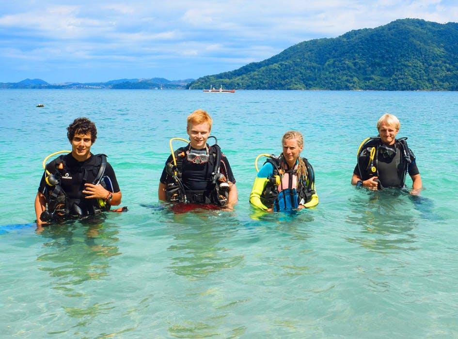 Marine Conservation Volunteer Project in Madagascar