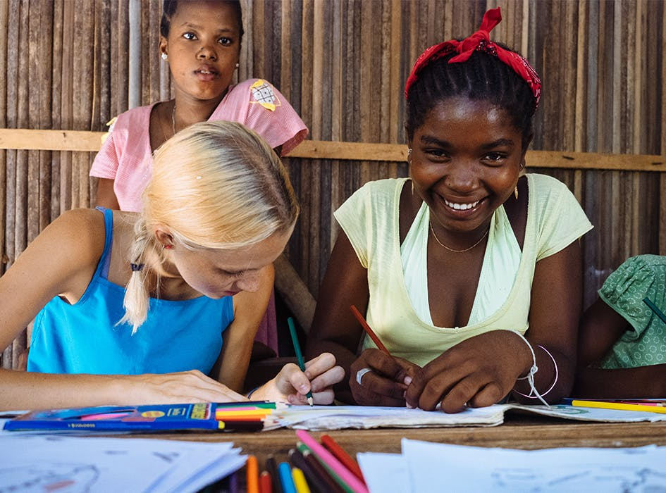 Teaching Volunteer Program in Madagascar