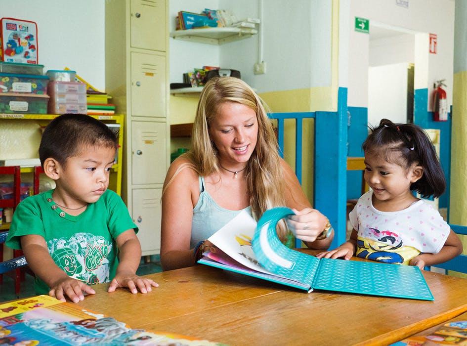 Childcare Volunteer Project in Mexico - Merida