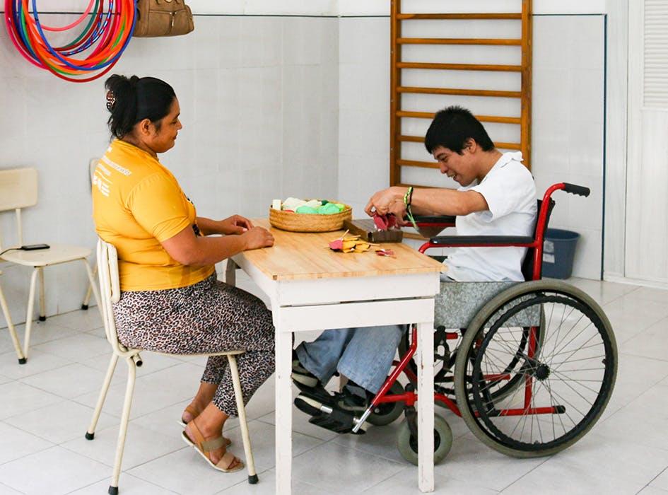 Special Needs Care Volunteer Program in Mexico - Merida