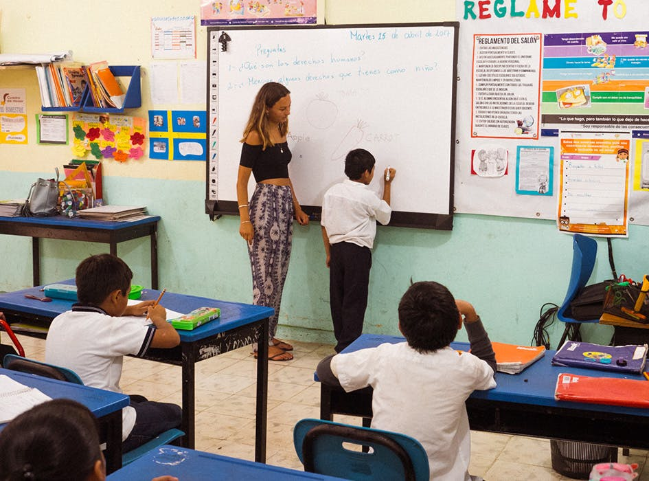 Teaching English Volunteer Program in Mexico - Merida
