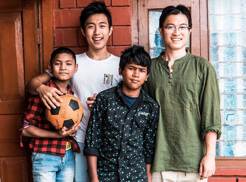 Childcare Volunteer Project in Nepal - Kathmandu