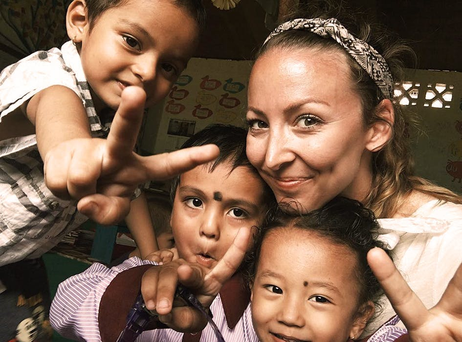 Childcare Volunteer Project in Nepal - Pokhara