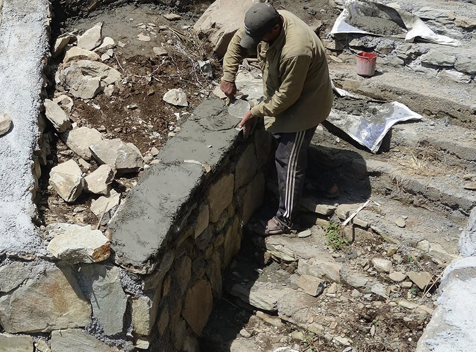 Construction and Renovation Volunteer Project in Nepal