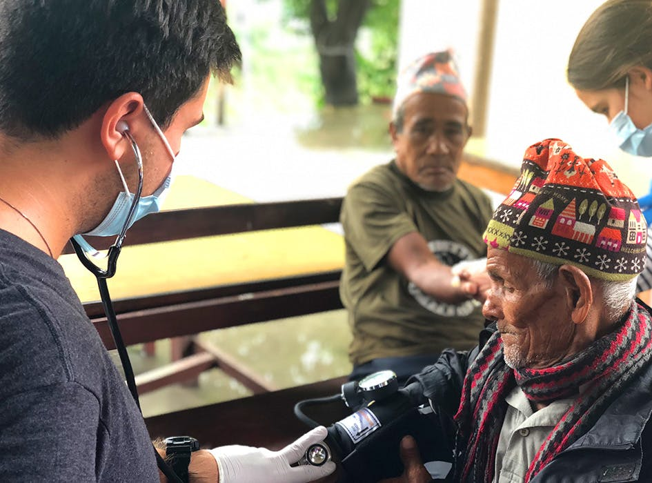 Medical Campaign in Nepal