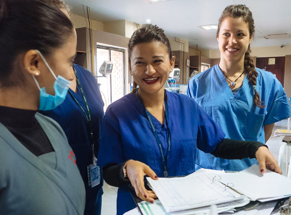 Medical Elective Volunteer Project in Nepal