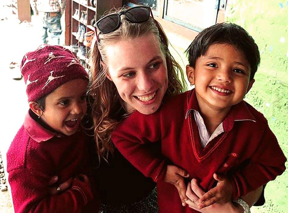 Special Needs Care Volunteer Project in Nepal - Kathmandu