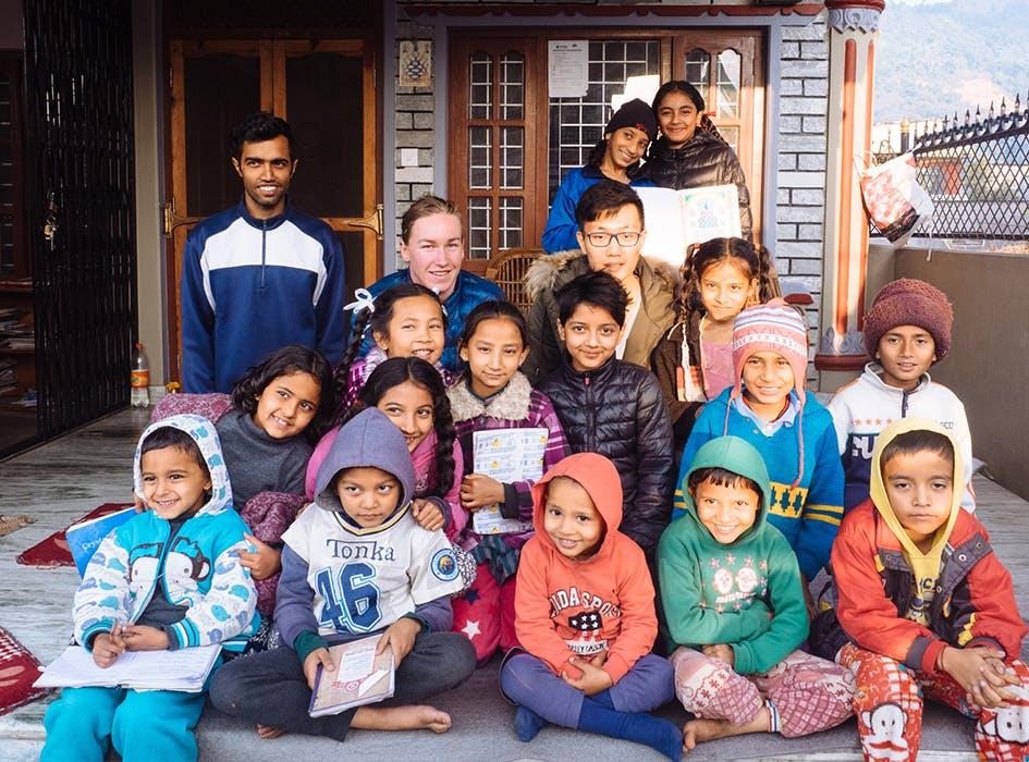Teaching English Volunteer Program in Nepal