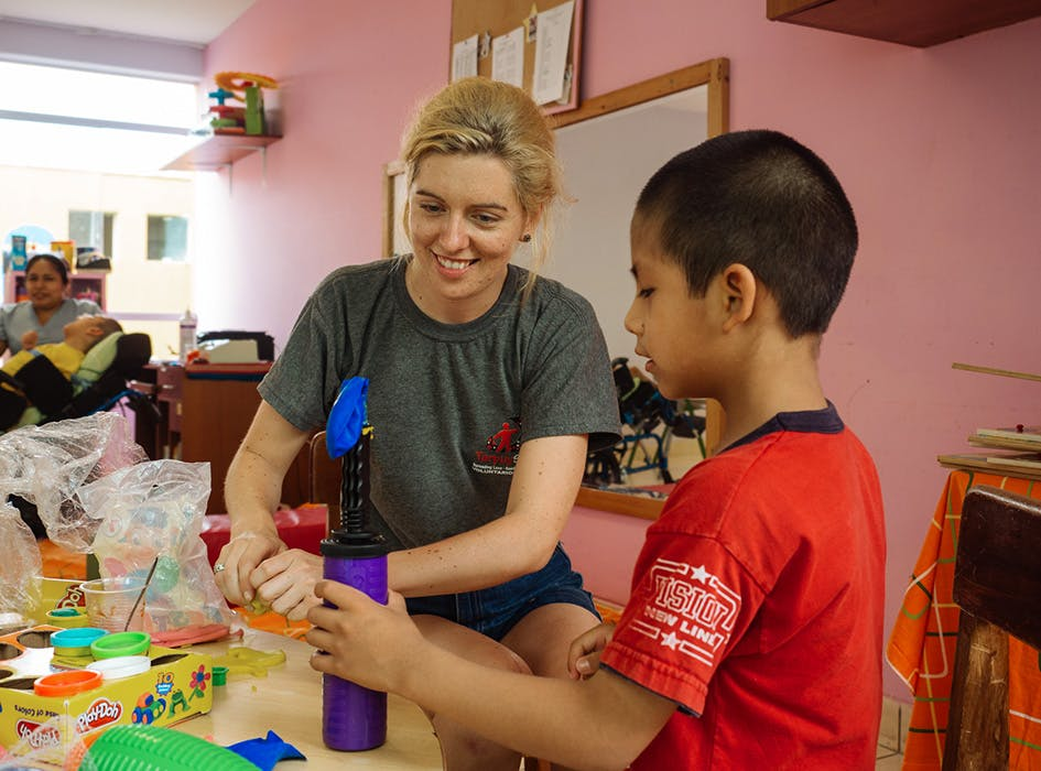 Special Needs Care Volunteer Program in Peru - Cusco