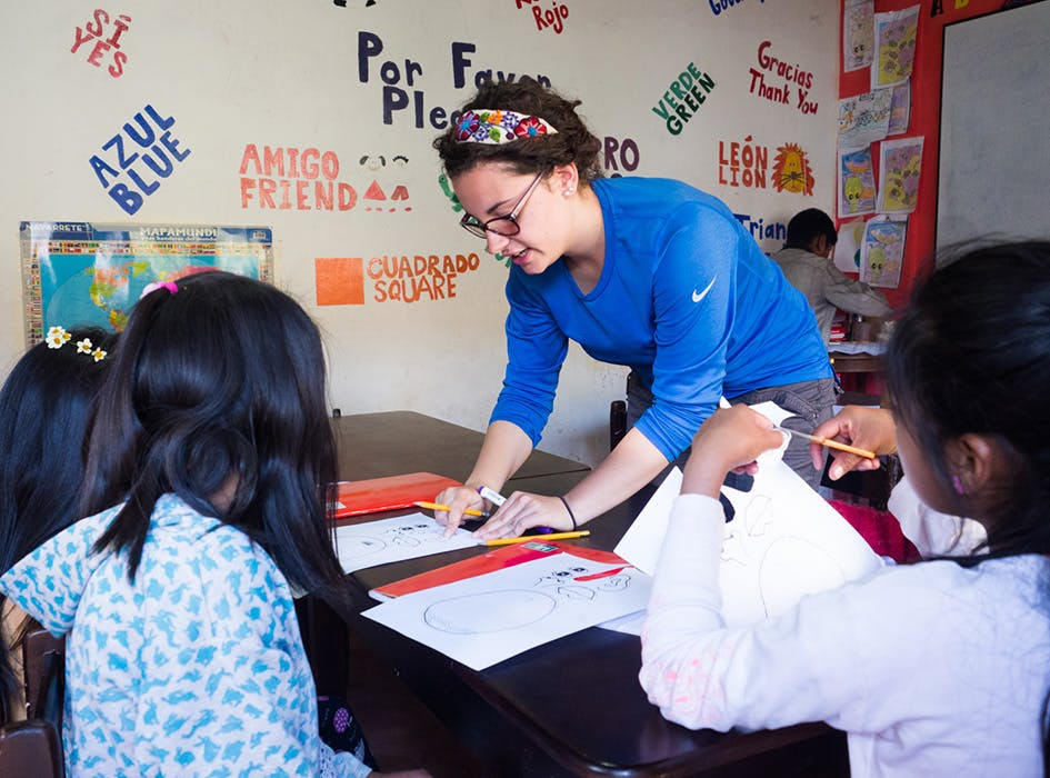 Teaching English Volunteer Program in Peru - Cusco