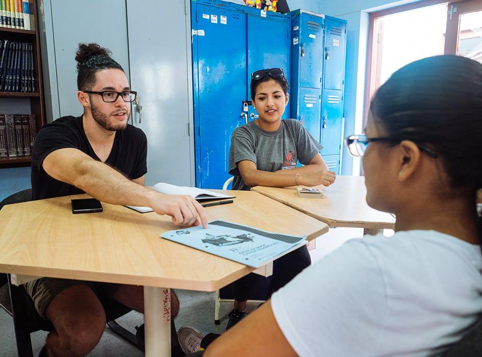 Community Support Volunteering in Peru - Lima