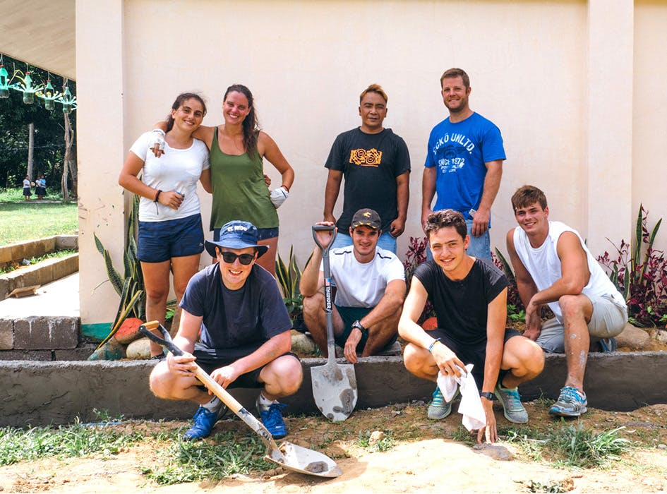Construction and Renovation Volunteer Project in the Philippines - Palawan