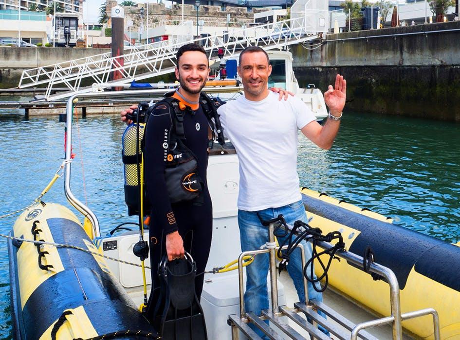 Environmental Scuba Diving Volunteer Project in Portugal - Lisbon