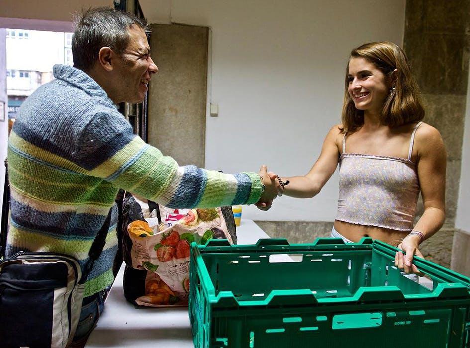 Homeless Support Volunteer Program in Portugal - Lisbon