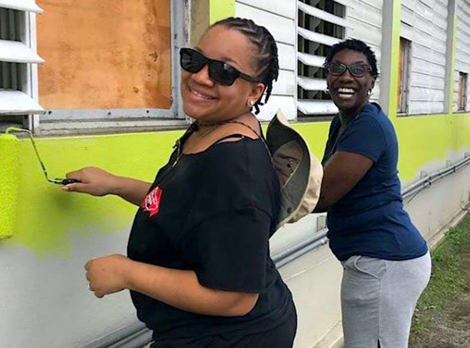 Community Development Volunteer Project in Puerto Rico - San Juan