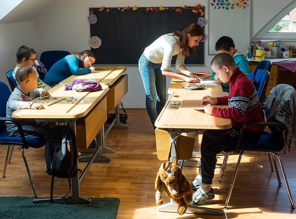 Special Needs Support Volunteer Project in Romania - Miercurea Ciuc