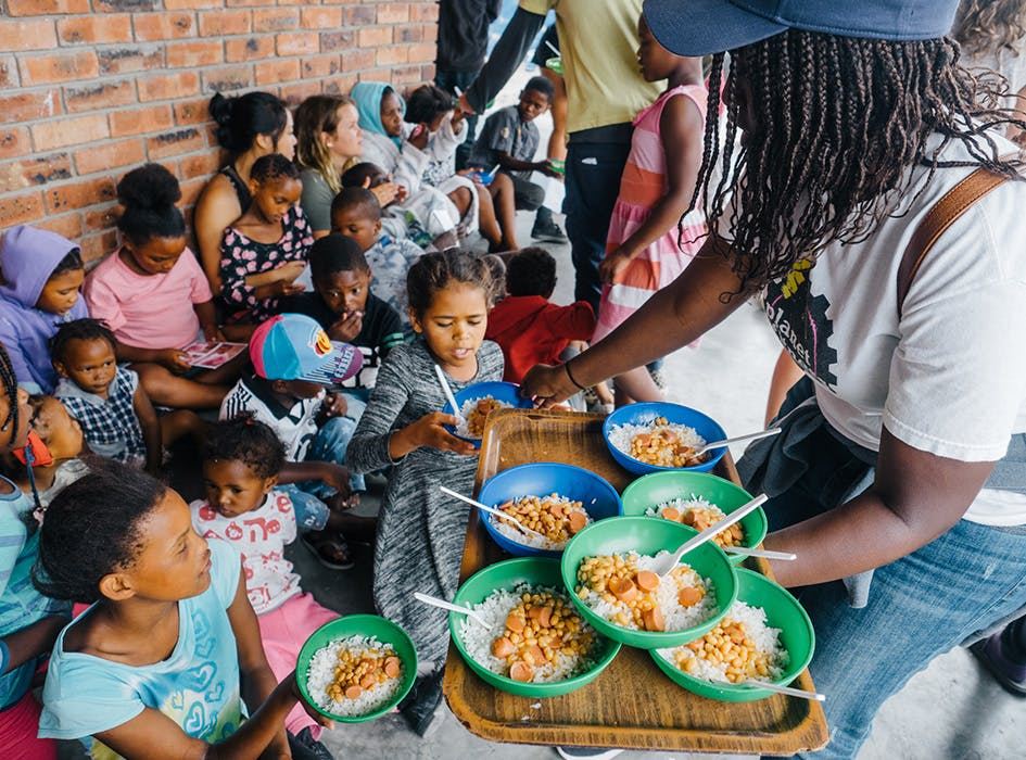 Childcare Volunteer Project in South Africa - Cape Town