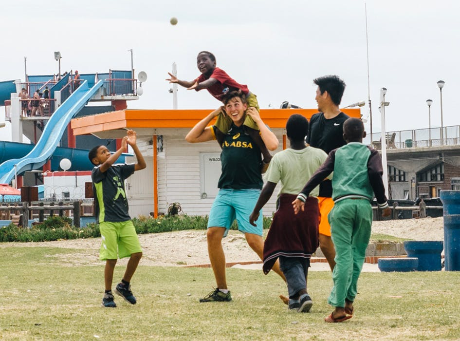 Sports Development Volunteer Project in South Africa - Cape Town