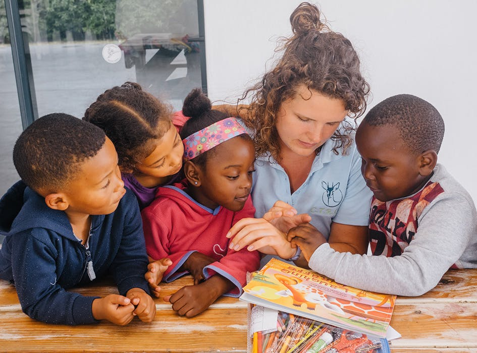 Teaching Volunteer Project in South Africa - Cape Town