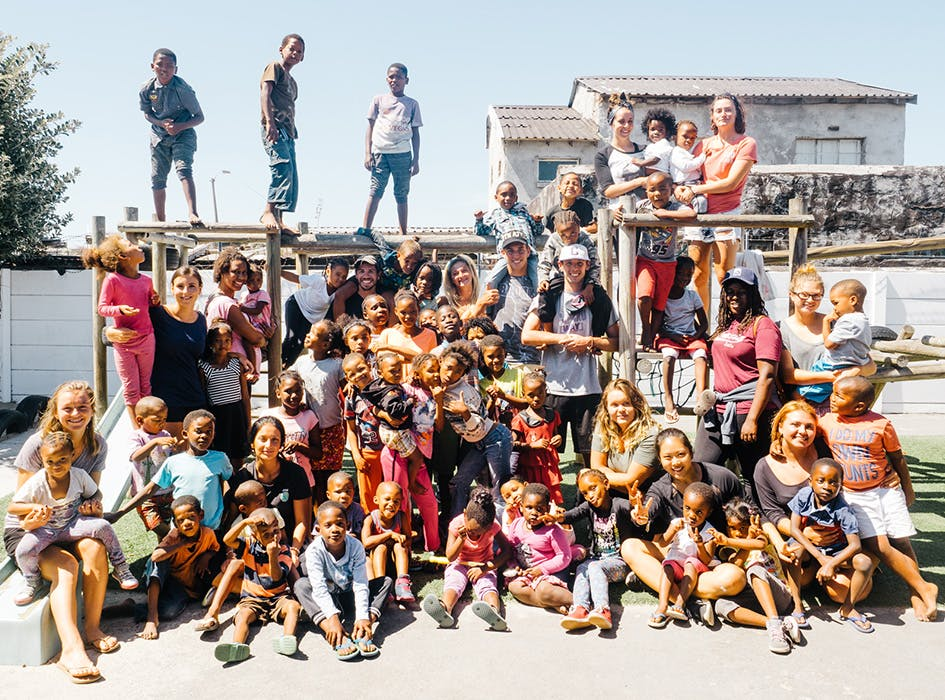 Holiday Club Volunteer Project in South Africa - Table View