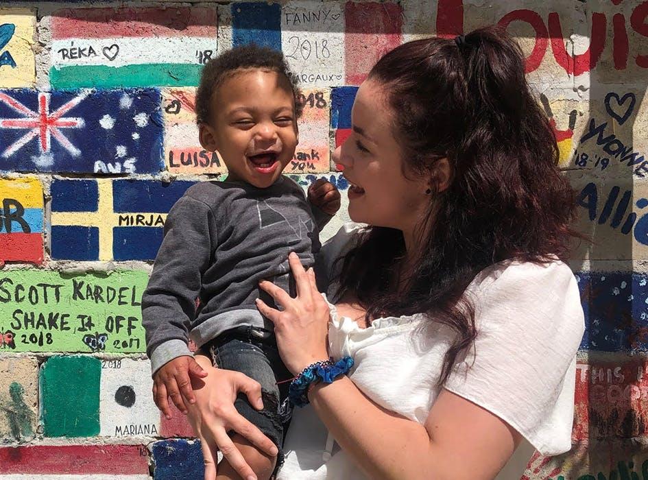 Kindergarten Volunteer Program in South Africa - Table View