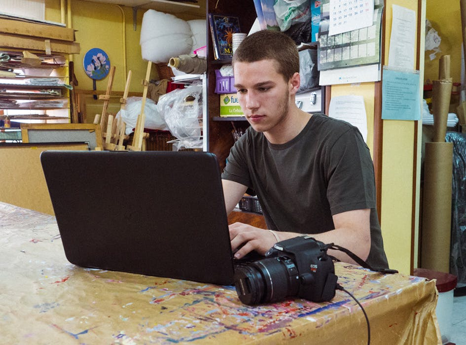 Creative Technology Volunteer Program in Spain - Barcelona