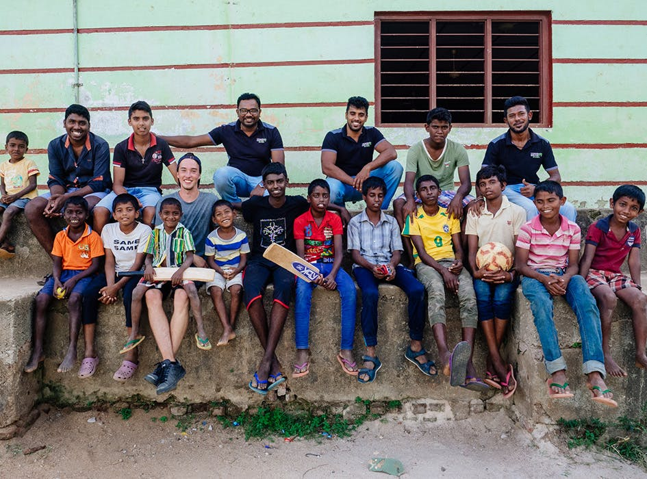 Childcare Volunteer Project in Sri Lanka