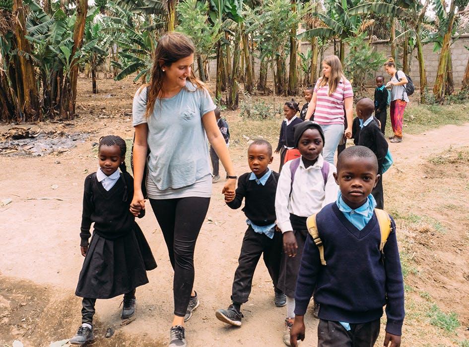 Childcare Volunteering in Tanzania - Arusha