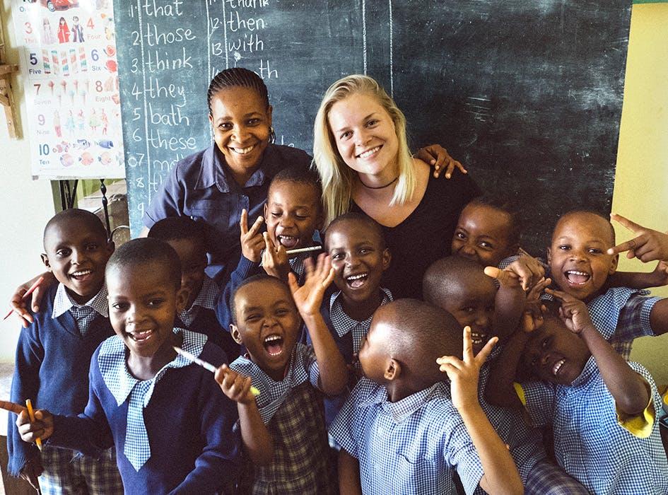 Teaching Volunteer Program in Tanzania - Arusha