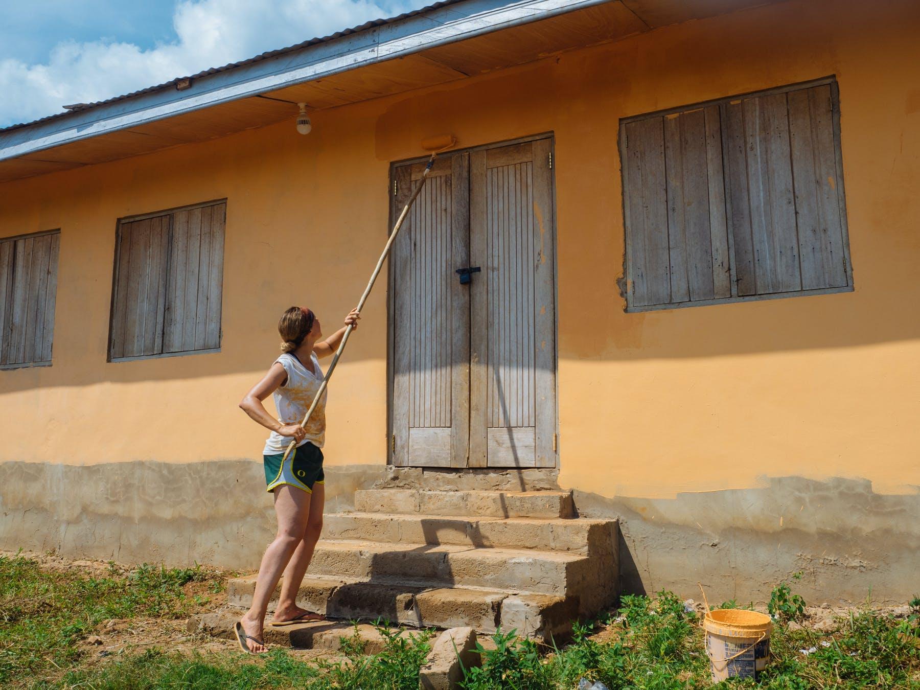 Construction and Renovation Volunteer Program in Tanzania - Arusha
