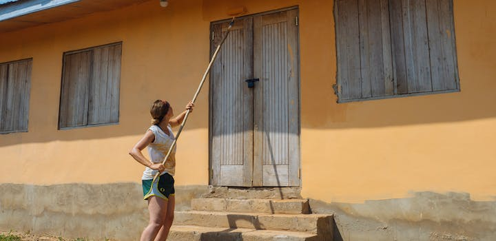 Volunteer on the Construction and Renovation project with IVHQ in Tanzania