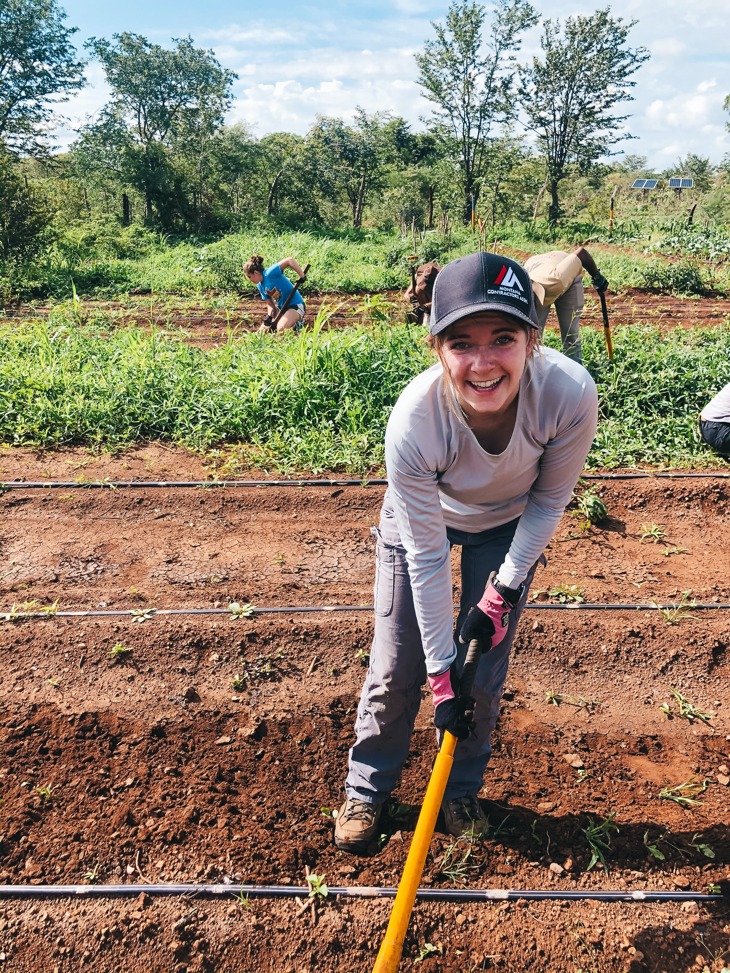 Sustainable Agriculture Volunteer Program in Tanzania - Arusha
