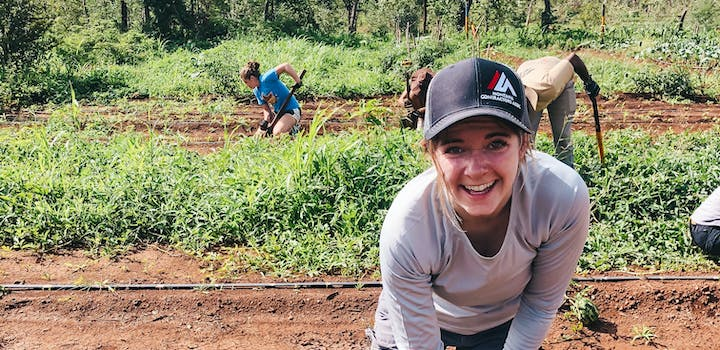 Volunteer on the Sustainable Agriculture with IVHQ in Tanzania