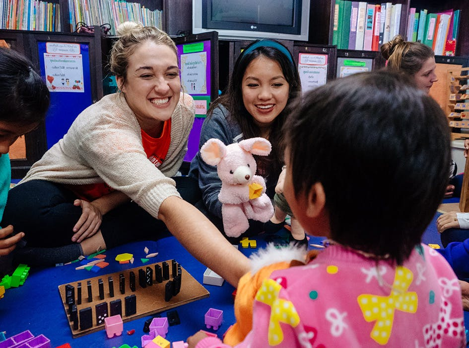 Childcare Volunteer Project in Thailand - Chiang Rai